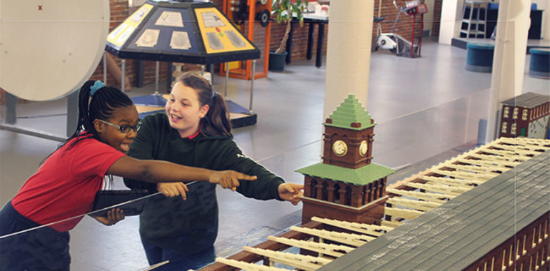 The LEGO® Millyard Project